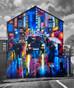 Huge new mural in Belfast!