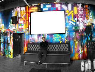 'TokyoHo' - Manchester mural!