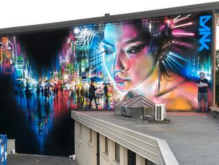Milan, Italy- New mural !