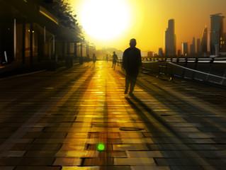 'Sun Rise Run - Hong Kong'