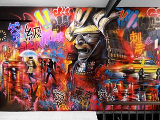 New York City - New mural!