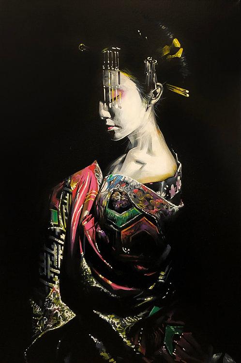 'Tranquility' - Original painting