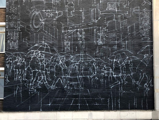 Croydon, London - new mural!