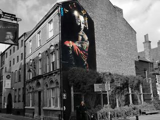 Hull, UK - New mural !