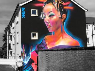 'Distant Lights' - Cheltenham