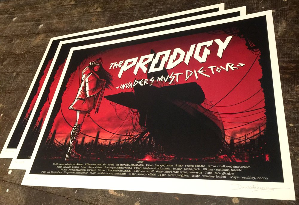 The Prodigy - 'Invaders Must Die'