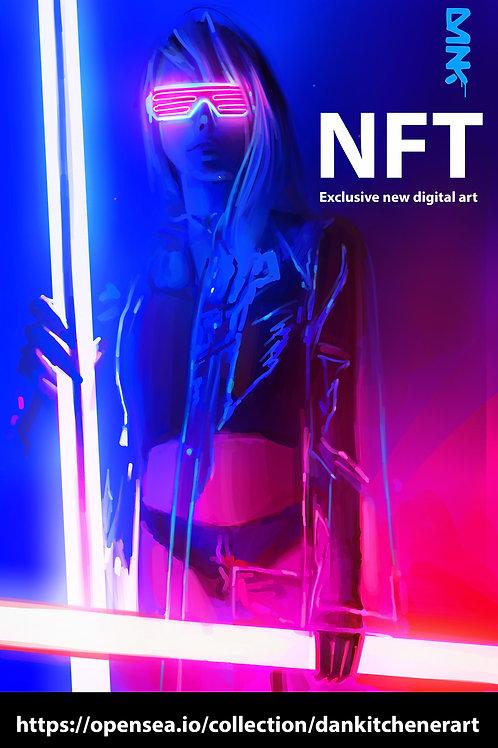NFT - New digital editions