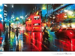 'London Lights' - New print