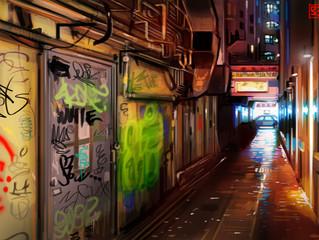 'Alleyway HK'