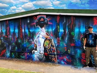 Lockdown sessions Mural 5