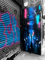 New mural in London!