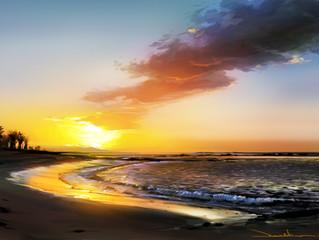 'Cyprus Sunrise'