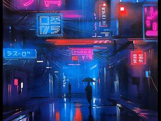'Electricity' - New original artwork