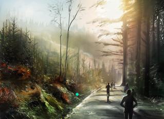'Misty Mountains'