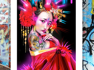 'Carnival Of Lights' - Exclusive print!