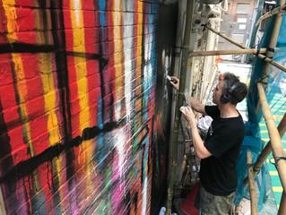Hong Kong - 'HK Walls 2018'