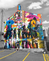 Southend on Sea mural !