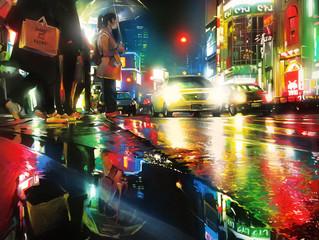 'Neon Waves'