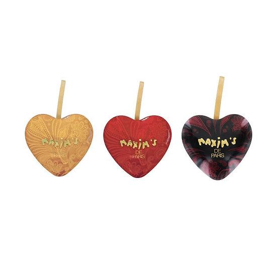 Etui Collection Maxim's 3 Mini Coeurs