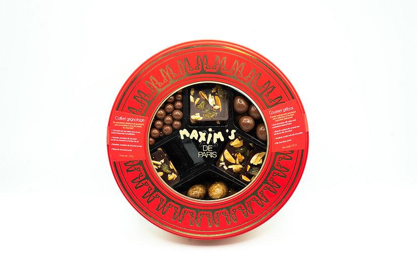 Coffret Maxim's Assortiment Grignotage Chocolats