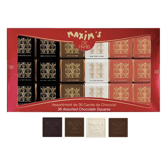 Boîte Maxim's 36 Napolitains