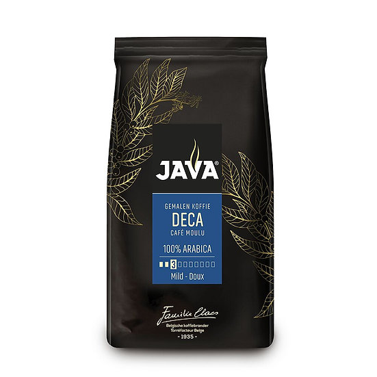 Café déca moulu Java Dessert 250g