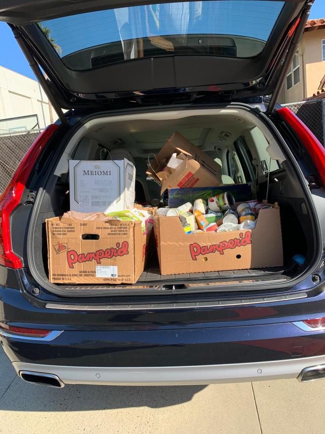 Feeding America Donations