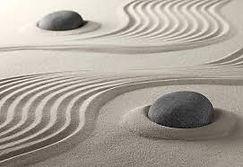 ambiance zen et épurée