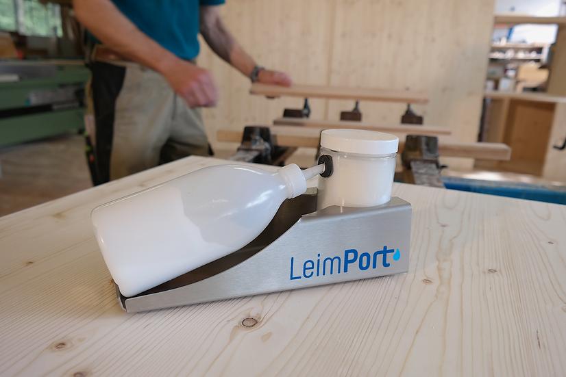 LeimPort Set Komplett