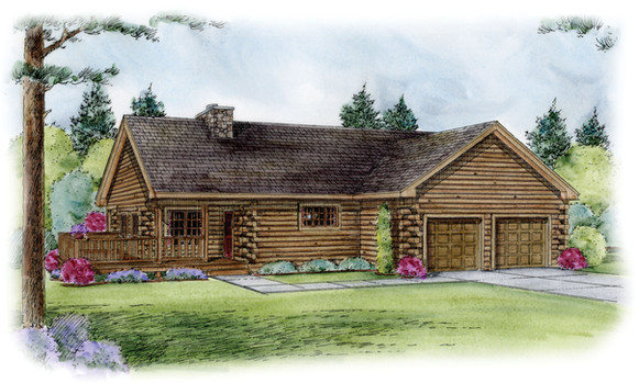 Blue Spruce Ranch Home