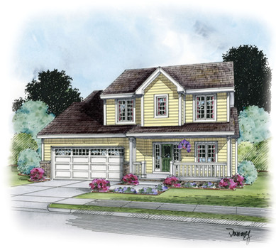 Lansbury Two-Story Home
