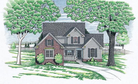 Sedona Two-Story Home