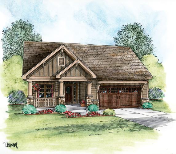 Cumiskey Ranch Home