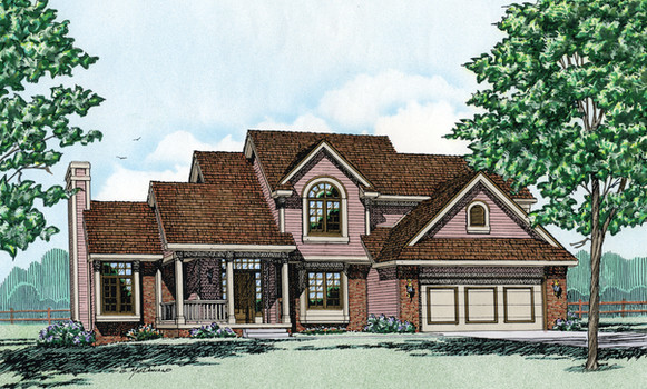 Albany Two-Story Home