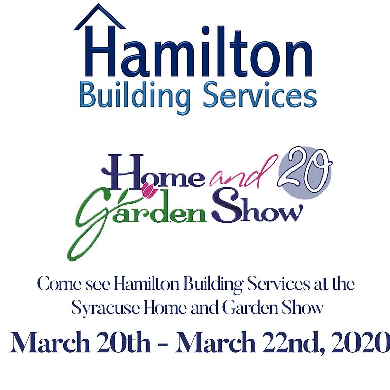 Syracuse Home and Garden Show 2020