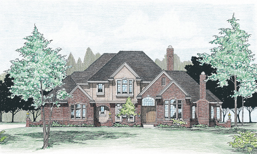 Canterbury Two-Story Home
