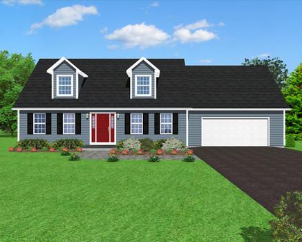 Brewster Home