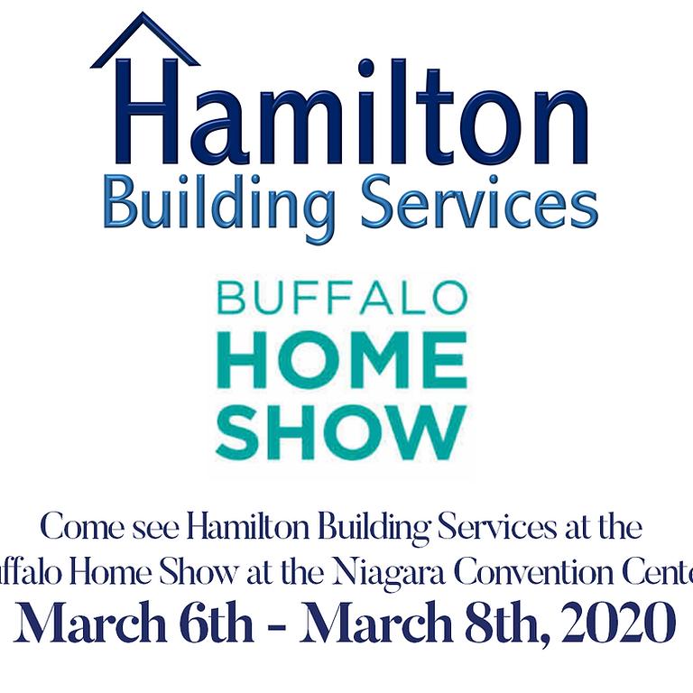 Buffalo Home Show 2020 (First Showing)