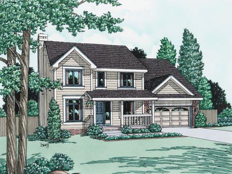 Sherman Oaks Two-Story Home