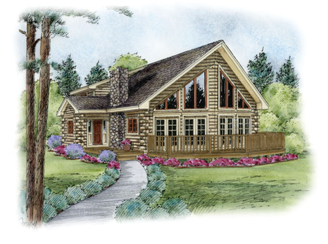 Larchmont Ranch Home
