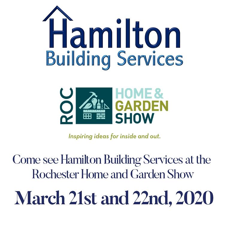 Rochester Home and Garden Show 2020