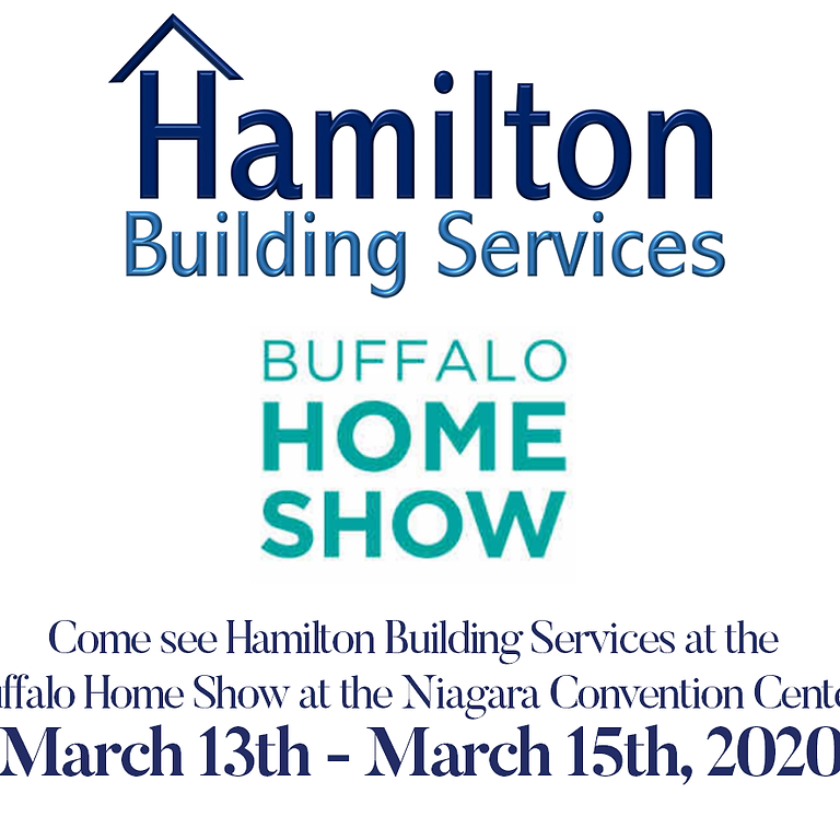 Buffalo Home Show 2020 (Second Showing)