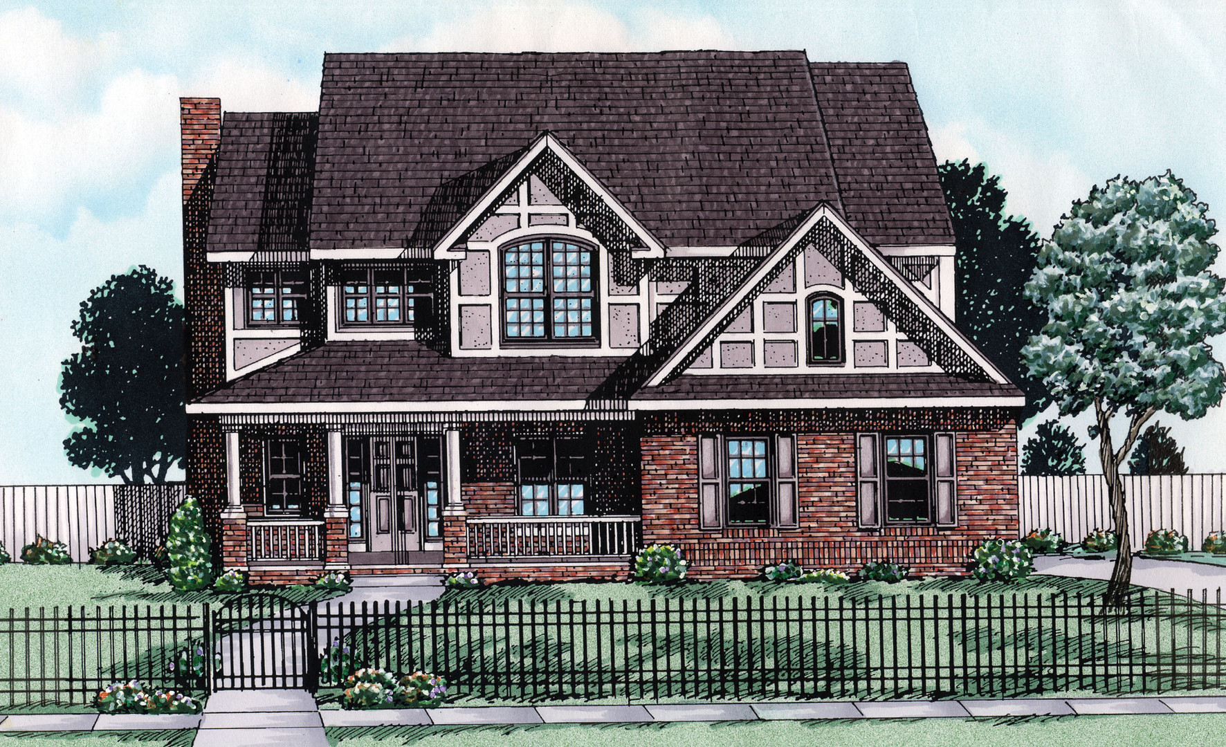 Alliston Two-Story Home