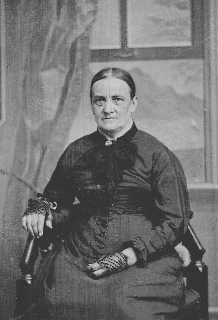 Mary Breining Reigeluth, Mother of John