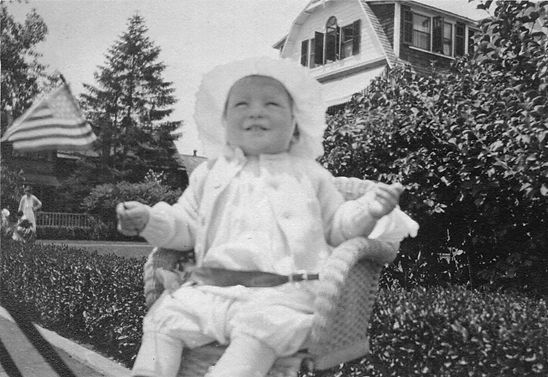 John B. Reigeluth as Baby at Broadlawn i