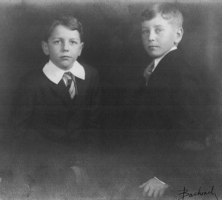 John & Robert Reigeluth (about 10 and 8_