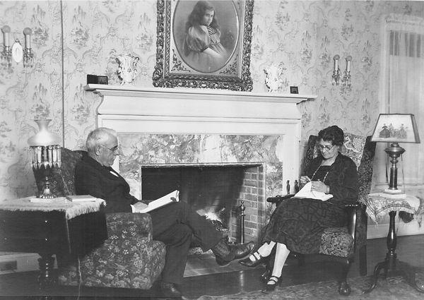 John J. & Ida E. Reigeluth at Hereford R
