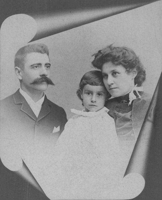 John J. Reigeluth & Ida Jane Ellison Rei