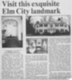 Newspaper Article about 340 Livingston S