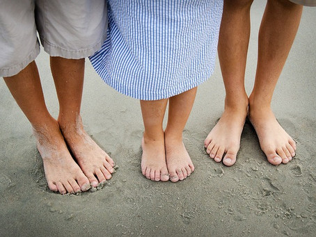 How To Look After Your Feet This Summer!
